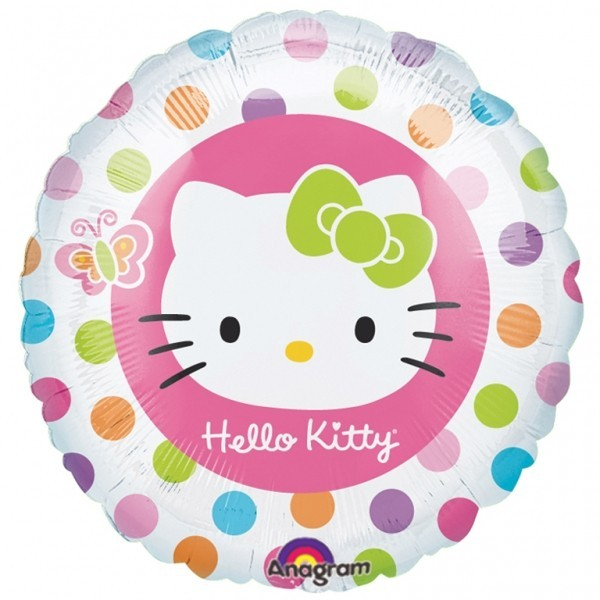 BALON-FOLIE-HELLO-KITTY-45-CM