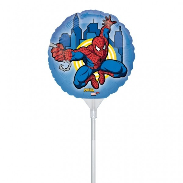 BALON-FOLIE-SPIDERMAN-23-CM