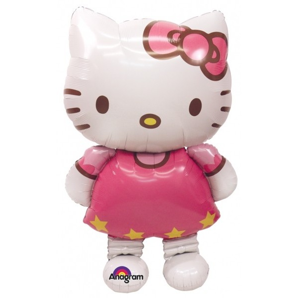 BALON-FOLIE-XXL-HELLO-KITTY-132-CM